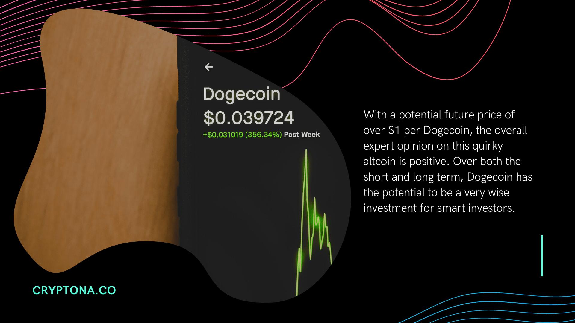 Dogecoin Price Prediction Forecast 2021-2025 – Cryptona