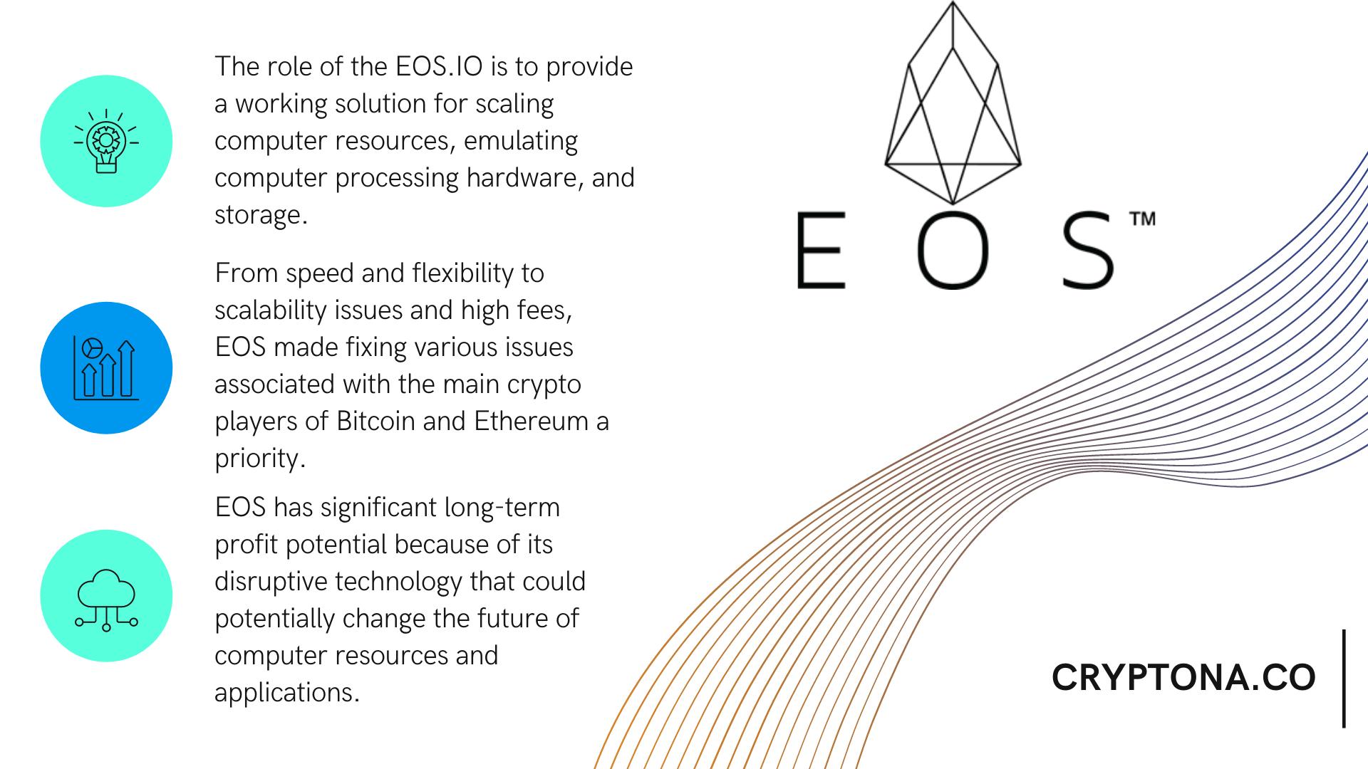 EOS price prediction forecast