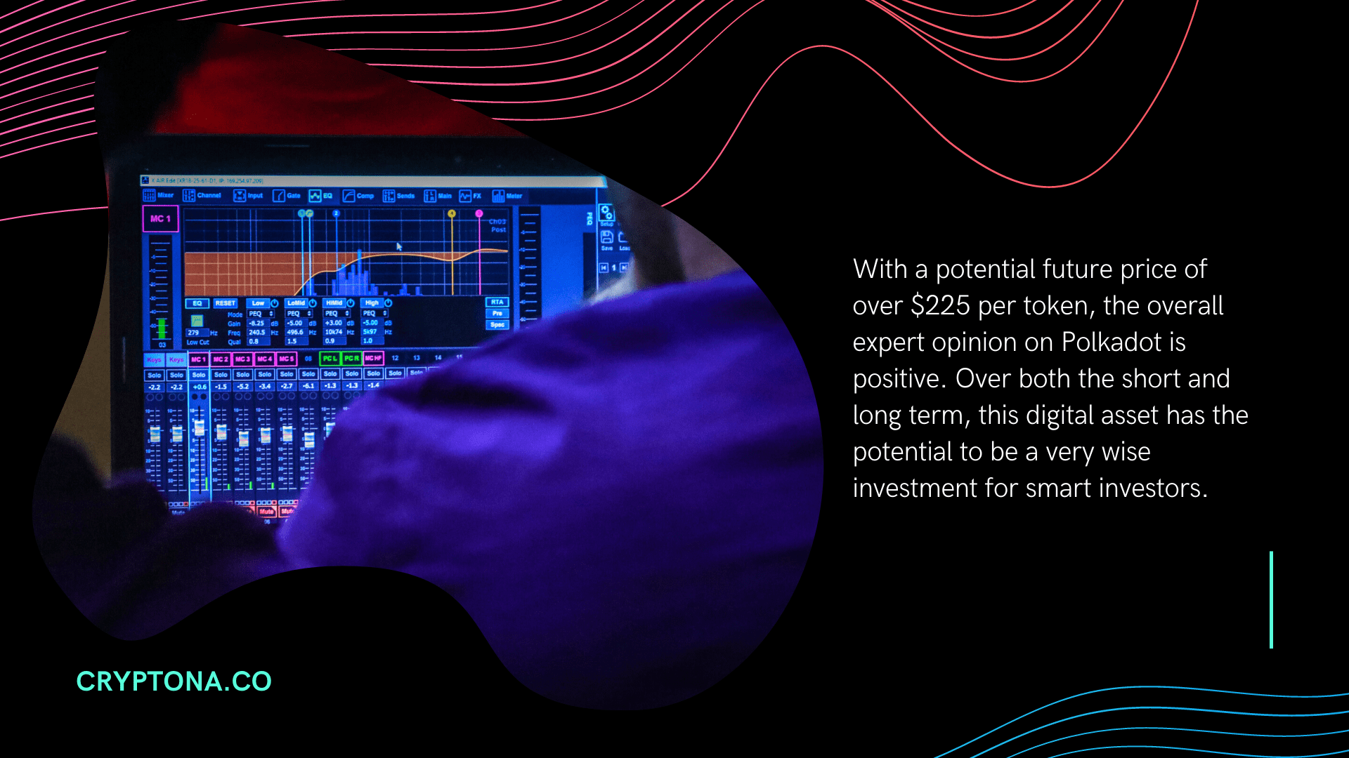 Expert analysis of the Polkadot price potential