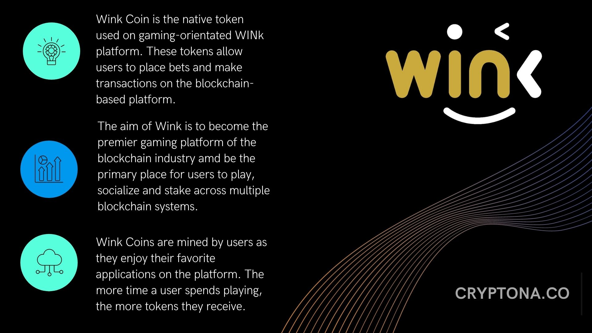What is Wink Coin?