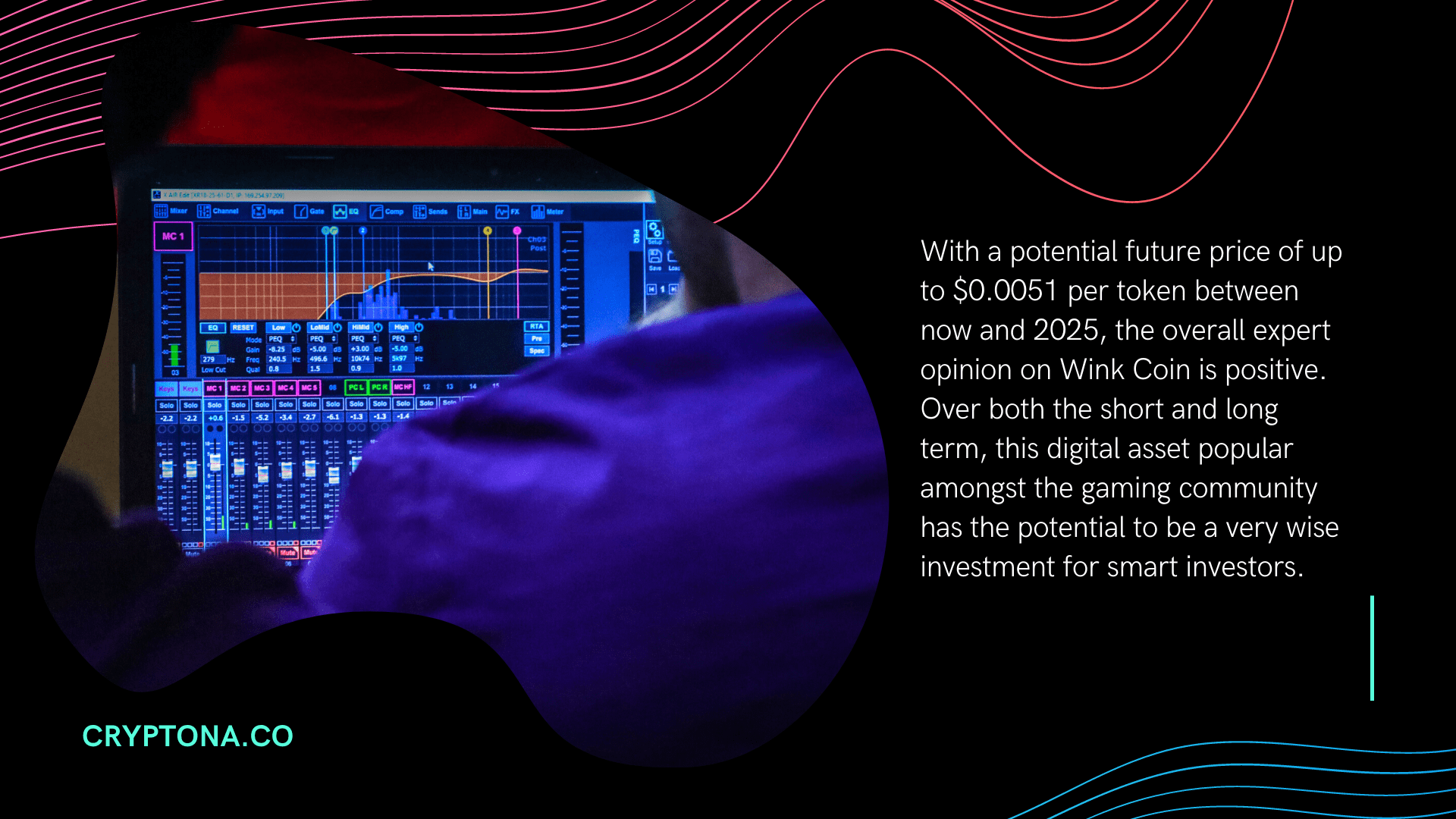 Expert analysis of the Wink Coin price potential